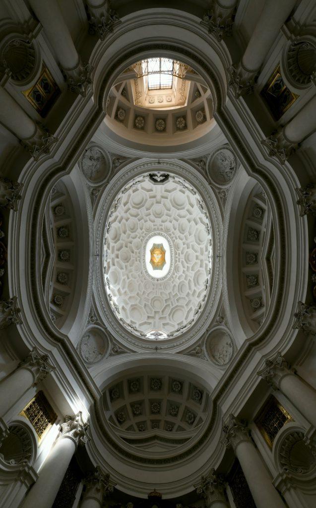 Interior San Carlo Alle Quattro Fontane