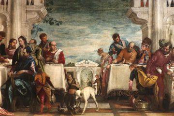 Paolo Veronese - Cena en casa de Simón