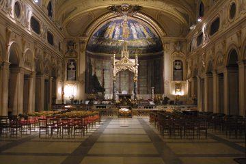 Basilica Santa Cecilia en Trastevere
