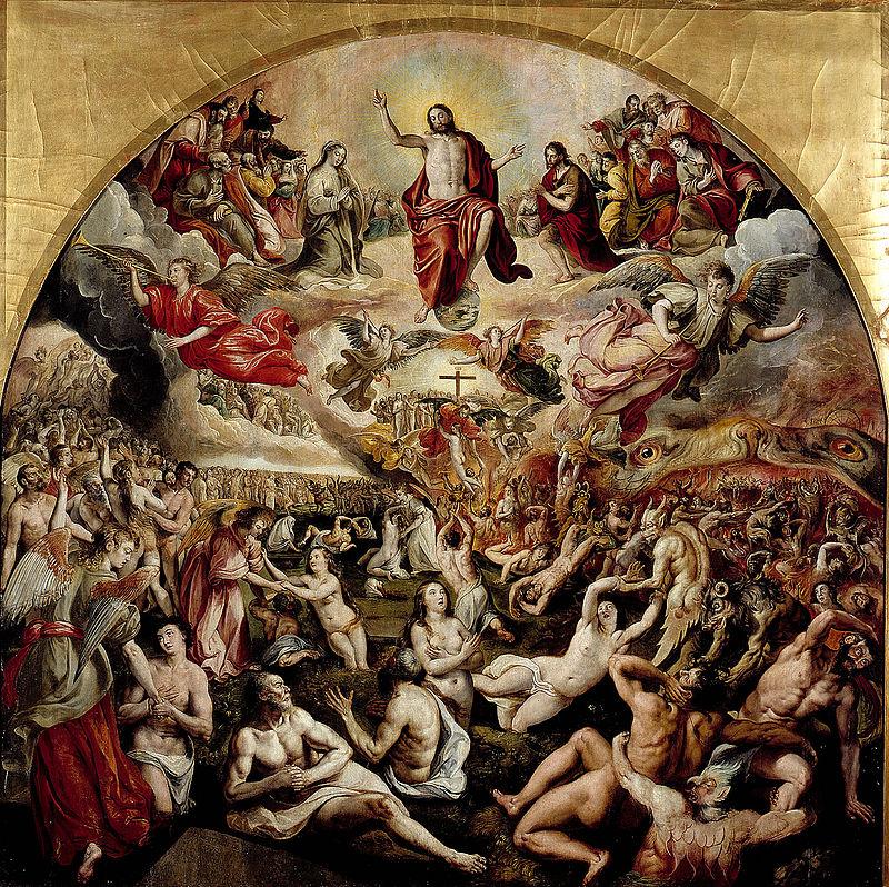Juicio final (1570)